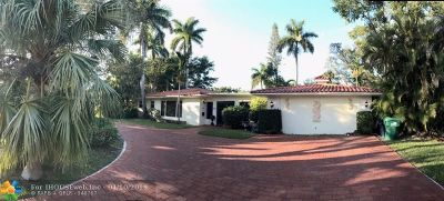 Pinecrest Single Family Home For Sale: 6955 SW 107th St