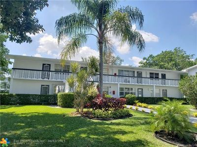 Deerfield Beach Condo/Townhouse For Sale: 146 Tilford G #146