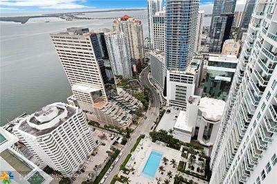 Miami Condo/Townhouse For Sale: 950 Brickell Bay Dr #4403