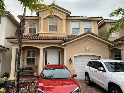 Doral Single Family Home For Sale: 8439 NW 108th Pl