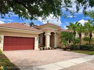 Miramar Single Family Home Backup Contract-Call LA: 3501 SW 195th Ave