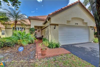 Davie Single Family Home For Sale: 2791 Oakview Way