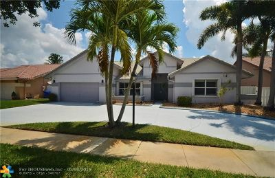 Pembroke Pines Single Family Home Backup Contract-Call LA: 161 NW 162nd Ave