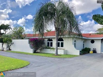 Miami Single Family Home For Sale: 9845 SW 125th Ter