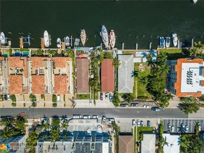 Fort Lauderdale Residential Lots & Land For Sale: 196 Hendricks Isle
