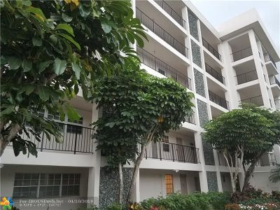 Pompano Beach Condo/Townhouse For Sale: 2950 N Palm Aire Drive #402
