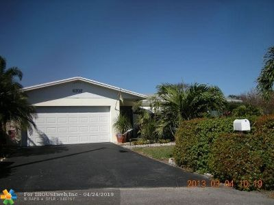 North Lauderdale Single Family Home For Sale: 6707 Inwood