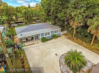 Broward County Single Family Home For Sale: 1131 SW 8th Ave