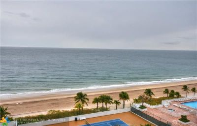 Condo/Townhouse For Sale: 1360 S Ocean Blvd #1104