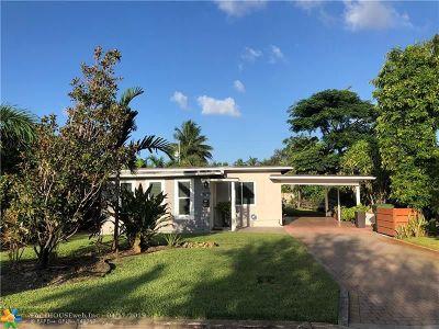 Fort Lauderdale Multi Family Home For Sale: 1627-1629 NE 17th Ter
