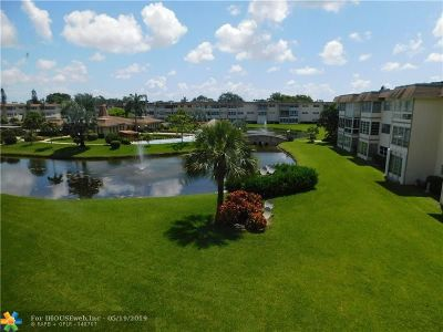 Lauderdale Lakes Condo/Townhouse For Sale: 3406 NW 49th Ave #616