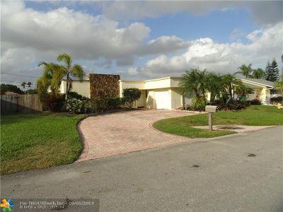 Davie Single Family Home Backup Contract-Call LA: 7551 SW 42nd Ct