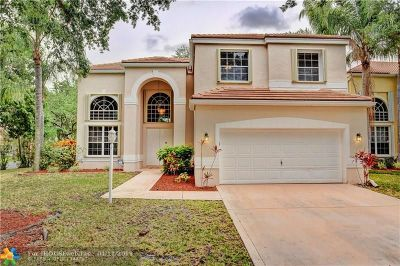 Parkland Single Family Home For Sale: 6571 NW 78th Dr