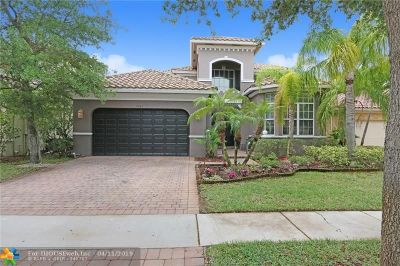 Boynton Beach Single Family Home For Sale: 9781 Cobblestone Creek Drive