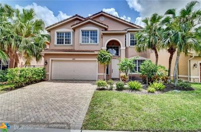Delray Beach Single Family Home For Sale: 4810 S Classical Blvd