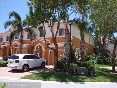 Boynton Beach Condo/Townhouse For Sale: 7362 Briella Dr #1