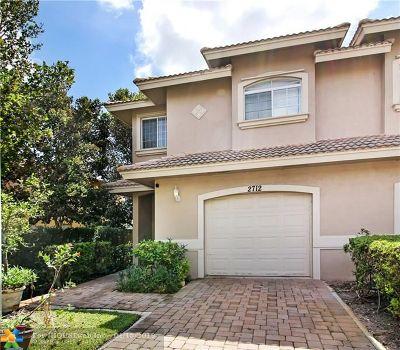 Sunrise Single Family Home For Sale: 2712 NW 80th Av