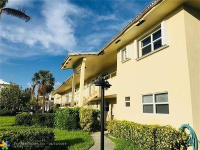 Boca Raton Condo/Townhouse For Sale: 2561 S Ocean Blvd #8