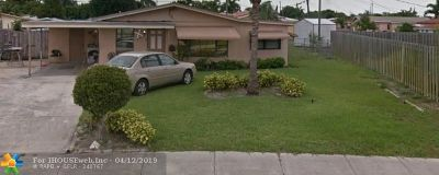 Pompano Beach Single Family Home For Sale: 1710 NW 7th Ave