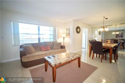 Hallandale Condo/Townhouse For Sale: 200 NE 12th Ave #2E