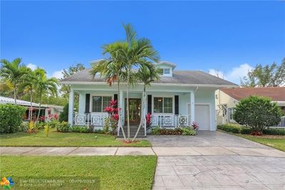 Fort Lauderdale Single Family Home For Sale: 208 SE 10th St