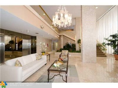 Fort Lauderdale FL Condo/Townhouse For Sale: $505,000