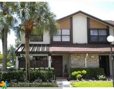 Coconut Creek Condo/Townhouse For Sale: 4564 Carambola Cir. South