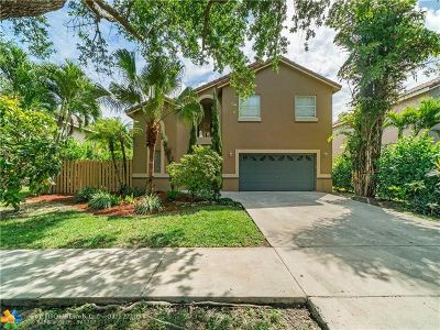 Parkland Single Family Home For Sale: 6250 NW 58th Way