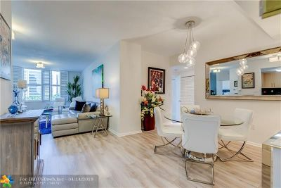 Fort Lauderdale Condo/Townhouse For Sale: 511 SE 5th Ave #921