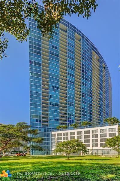 Miami Condo/Townhouse For Sale: 601 NE 36th Street #2906