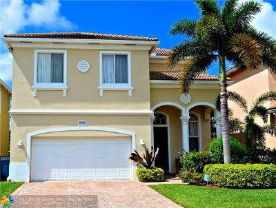 Boynton Beach Single Family Home For Sale: 4383 Star Ruby Blvd