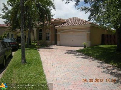 Pembroke Pines Single Family Home Backup Contract-Call LA: 9871 NW 22nd St