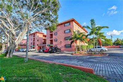 Fort Lauderdale Condo/Townhouse Backup Contract-Call LA: 680 Tennis Club Dr #112