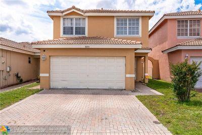 Lauderhill Single Family Home Backup Contract-Call LA: 3893 NW 67th Way