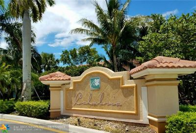 Miramar Condo/Townhouse For Sale: 2675 SW 81st Ter #2647