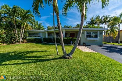 Deerfield Beach Single Family Home Backup Contract-Call LA: 816 SE 15th St