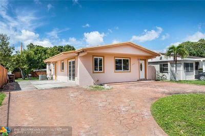 Hialeah Single Family Home For Sale: 439 E 60th St