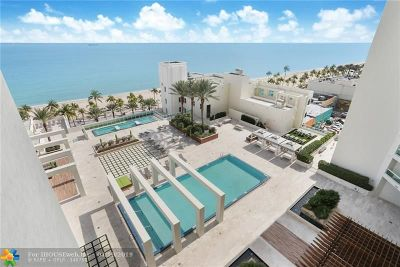 Rental For Rent: 101 S Fort Lauderdale Beach Blvd #1204