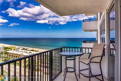 Rental For Rent: 525 N Ocean Blvd #1522