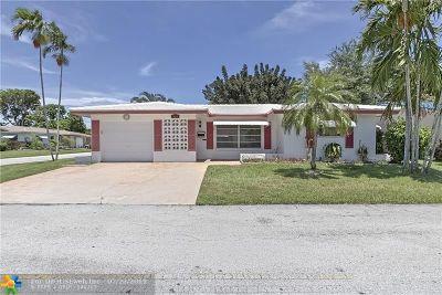 Tamarac Single Family Home For Sale: 5614 NW 49th Te