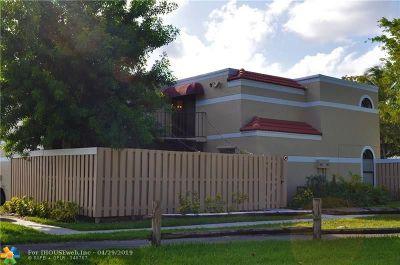 Delray Beach Condo/Townhouse Backup Contract-Call LA: 3915 Village Dr #C