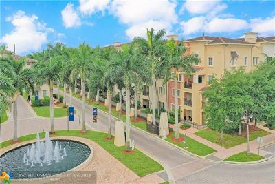 Sunrise Condo/Townhouse For Sale: 2901 NW 126th Ave #2-306