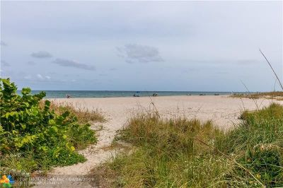 Lauderdale By The Sea Condo/Townhouse Backup Contract-Call LA: 1541 S Ocean Blvd #125