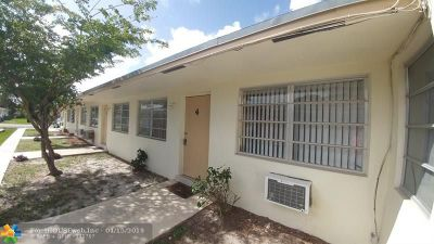 Wilton Manors Rental For Rent: 233 NW 25th St #4