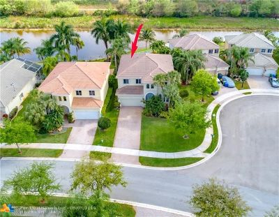 Pembroke Pines Single Family Home For Sale: 19446 SW 65th St