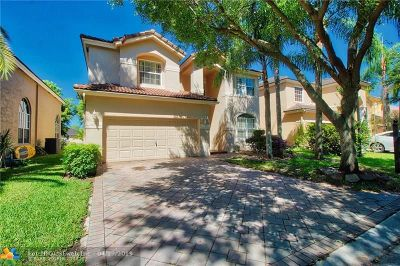 Coral Springs FL Single Family Home For Sale: $440,000