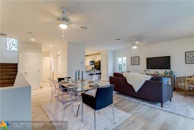 Wilton Manors Rental For Rent: 611 NE 28th St #2