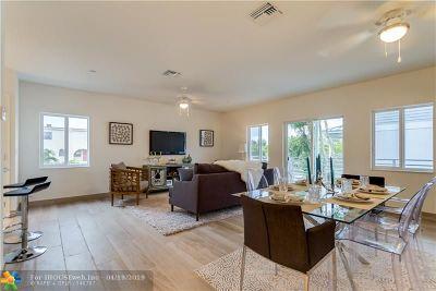 Wilton Manors Rental For Rent: 605 NE 28th St #4
