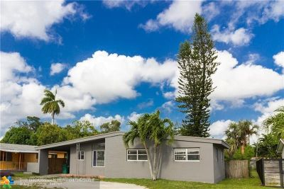 Miami Single Family Home For Sale: 10815 NW 23rd Ave