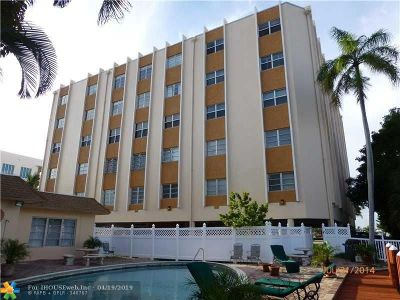 Broward County, Collier County, Lee County, Palm Beach County Rental For Rent: 1770 E Las Olas Blvd #405